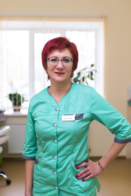 Демченко Олександра Олександрівна